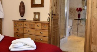 Executive King Room with Ensuite Bath and Shower