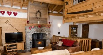 Chalet Sassiere (12 beds)