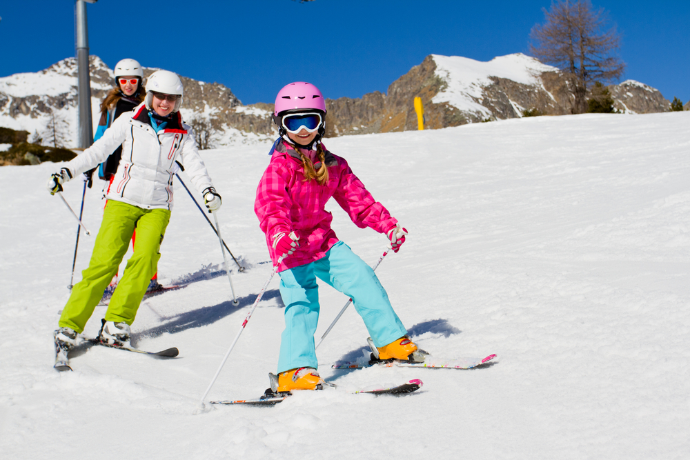Ski Holidays with Free Childcare