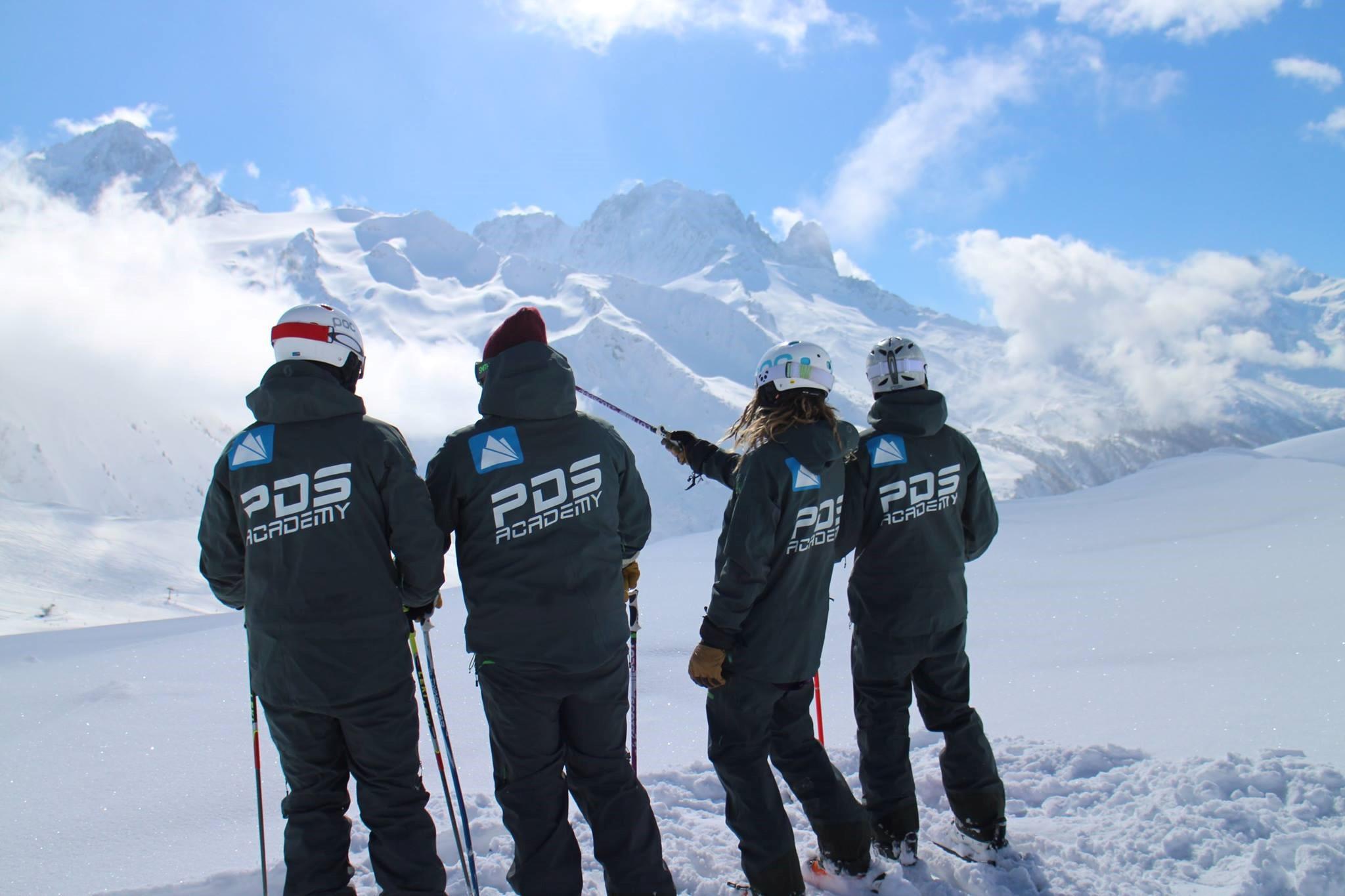 Sainte Foy Ski Schools - PDS Academy